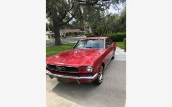 1966 Ford Mustang Coupe for sale 101286269