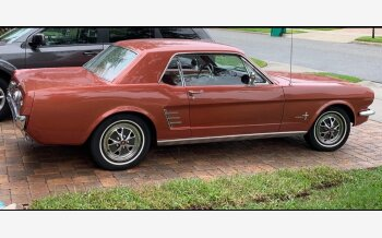 1966 Ford Mustang Coupe for sale 101286445