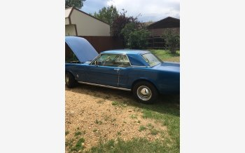 1966 Ford Mustang Coupe for sale 101289500