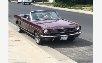 1966 Ford Mustang Convertible for sale 101290383