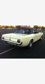 1966 Ford Mustang Convertible for sale 101300063