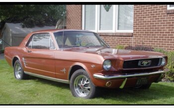 1966 Ford Mustang Coupe for sale 101324721