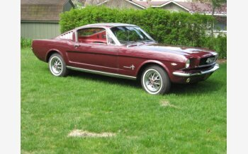 1966 Ford Mustang Fastback for sale 101329115