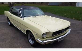 1966 Ford Mustang Coupe for sale 101330184