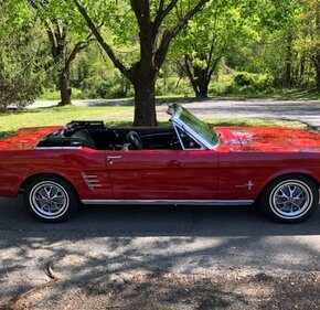 1966 Ford Mustang Convertible for sale 101352279