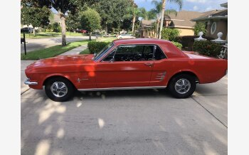 1966 Ford Mustang Coupe for sale 101382074