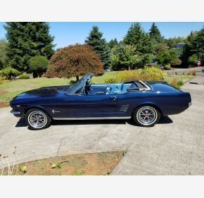 1966 Ford Mustang Convertible for sale 101382864