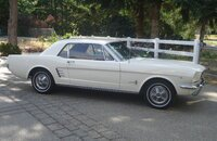 1966 Ford Mustang Coupe for sale 101385632