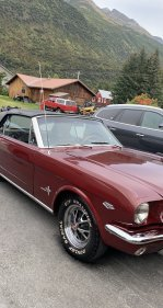 1966 Ford Mustang Convertible for sale 101392758