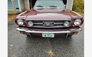 1966 Ford Mustang Coupe for sale 101394706