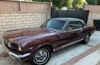 1966 Ford Mustang LX V8 Coupe for sale 101482261