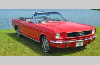 1966 Ford Mustang Convertible for sale 101496674