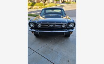 1966 Ford Mustang Coupe for sale 101510174