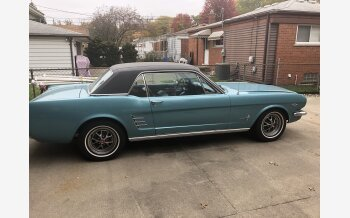 1966 Ford Mustang Coupe for sale 101522423