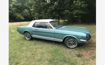 1966 Ford Mustang Convertible for sale 101529808