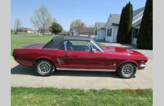 1966 Ford Mustang Convertible for sale 101531314