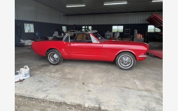 1966 Ford Mustang Convertible for sale 101554787