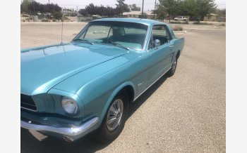 1966 Ford Mustang Coupe for sale 101555677
