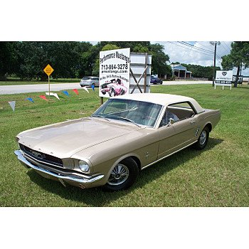 1966 Ford Mustang for sale 101560694