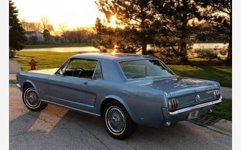 1966 Ford Mustang Coupe for sale 101597298