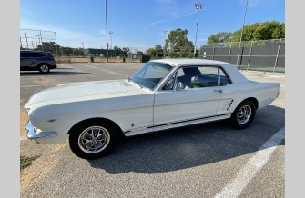 1966 Ford Mustang GT Coupe for sale 101630200
