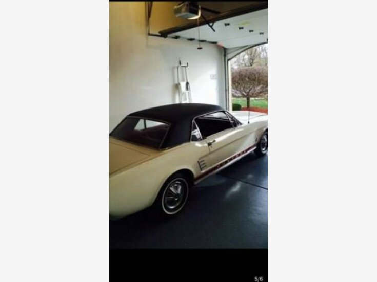 1966 Ford Mustang for sale 100827644