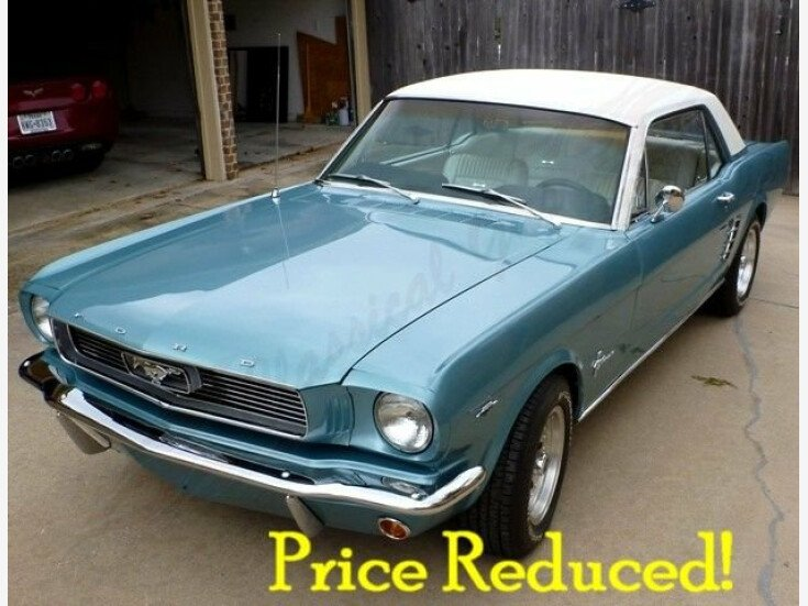 1966 Ford Mustang for sale near Arlington, Texas 76001