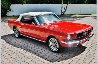 1966 Ford Mustang for sale 101009583