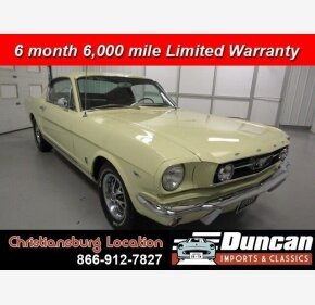 1966 Ford Mustang GT for sale 101012982
