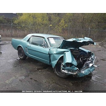 1966 Ford Mustang for sale 101016125