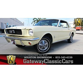 1966 Ford Mustang for sale 101033847
