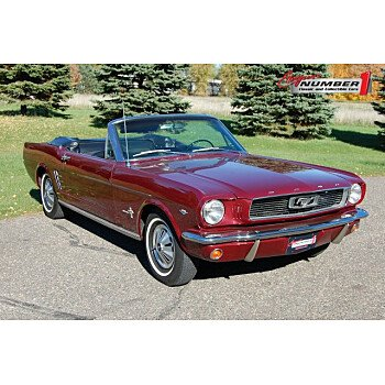 1966 Ford Mustang for sale 101046258
