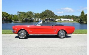 1966 Ford Mustang for sale 101051907