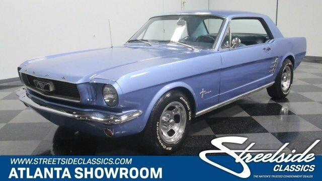 1966 Ford Mustang Classics For Sale Classics On Autotrader