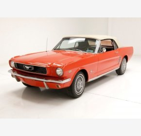 1966 Ford Mustang for sale 101071792