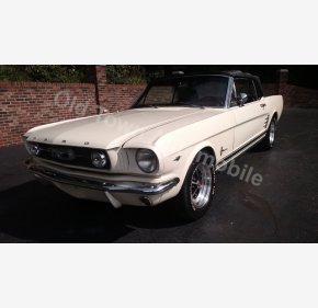 1966 Ford Mustang for sale 101074887