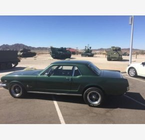 1966 Ford Mustang for sale 101091647