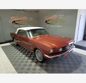 1966 Ford Mustang for sale 101092523