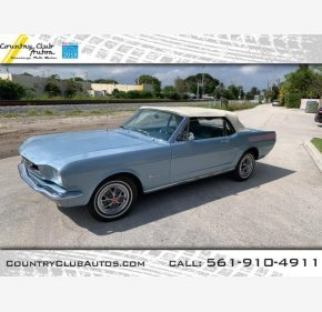 1966 Ford Mustang for sale 101107962