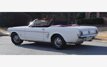 1966 Ford Mustang Convertible for sale 101113165
