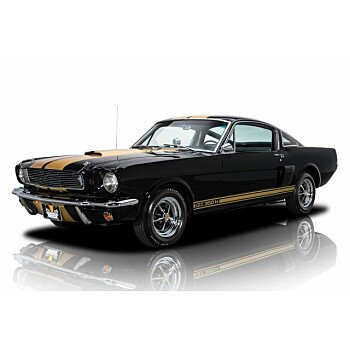1966 Ford Mustang Shelby GT350 Coupe for sale 101140356