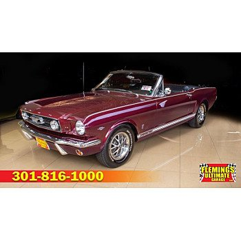 1966 Ford Mustang for sale 101166111