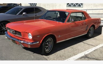 1966 Ford Mustang Coupe for sale 101200628