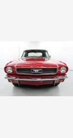 1966 Ford Mustang for sale 101234310