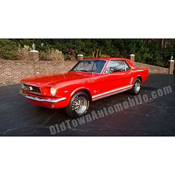 1966 Ford Mustang for sale 101250991