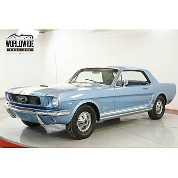 1966 Ford Mustang for sale 101254215