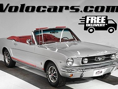 1966 Ford Mustang for sale 101274504