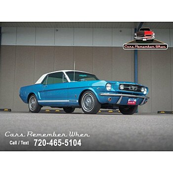 1966 Ford Mustang for sale 101305629