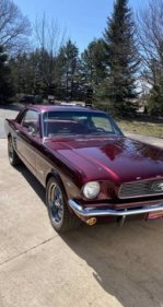 1966 Ford Mustang for sale 101309567