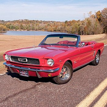 1966 Ford Mustang for sale 101312747